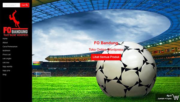 FO Bandung Theme