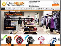 WP-AGEN Theme