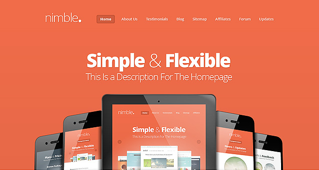 Nimble WordPress
