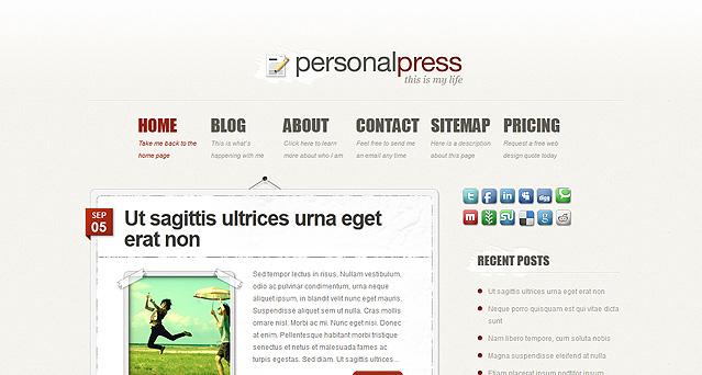 PersonalPress