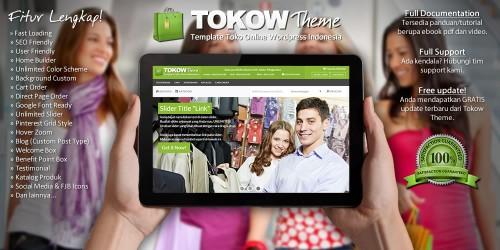 Tokow Theme