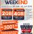 Promo Toko Satu Edisi Weekend, 30 Juni – 01 Juni 2018