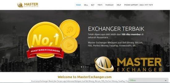 Master Exchanger