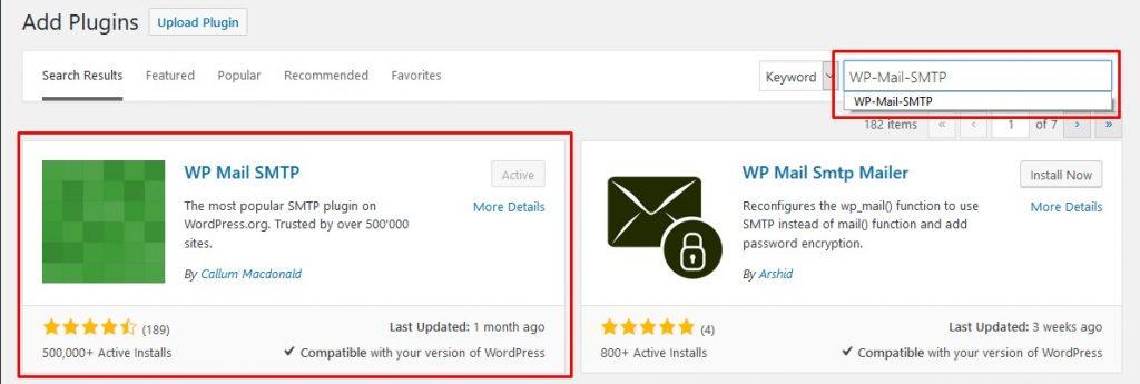 Toko Satu - Plugin WP-Mail-SMTP