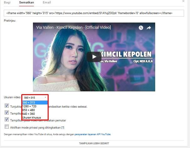 Cara Menambahkan Video Youtube di Postingan & Halaman