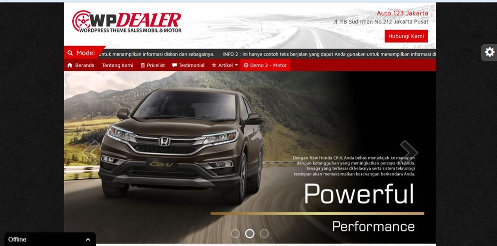 WP Dealer Mobil