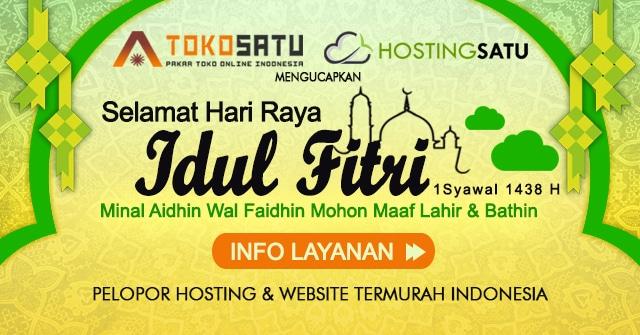 Info Layanan Hari Raya Idul Fitri 1438 H
