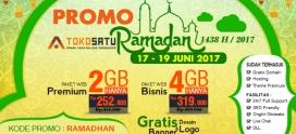 Promo Ramadhan 17 – 19 Juni 2017