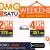 Promo Weekend, Berlaku Tanggal 25 – 26 November 2017