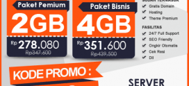 Promo Weekend, Berlaku Tanggal 21-22 April 2018
