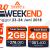 Promo Toko Satu Edisi Weekend, 23 – 24 Juni 2018