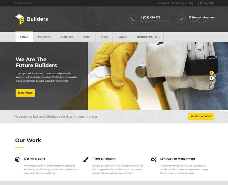 Builders MTS