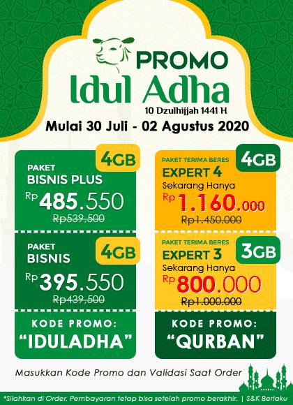 Promo Idul Adha 2020 / 1441 H